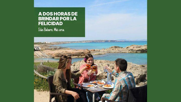 Imagen  Illes Balears, més a prop...a dues hores de Formentera