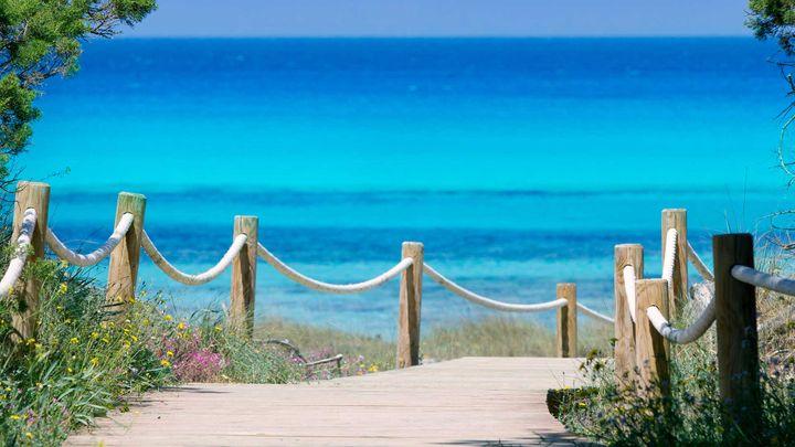 Imagen  Los sistemas dunares de Formentera