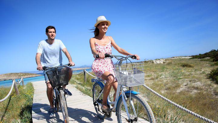 Imagen  Viu Formentera amb bicicleta!
