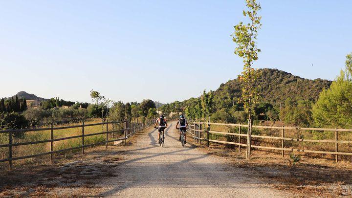 Imagen  The Vía Verde (Green Trail) Manacor-Artà