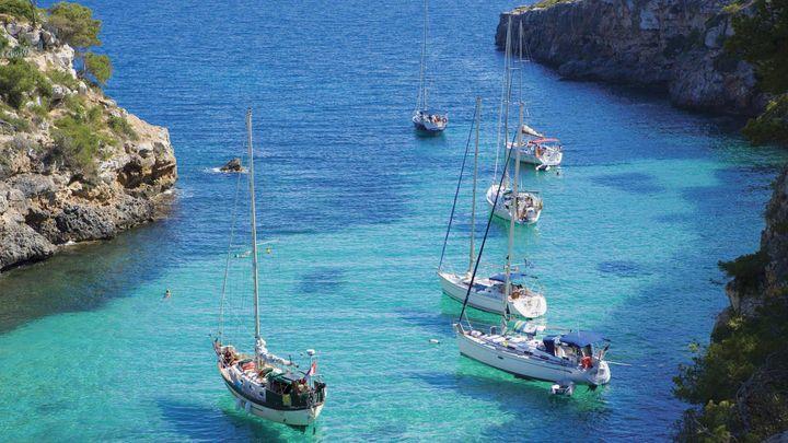 Imagen  Mallorca desde el mar