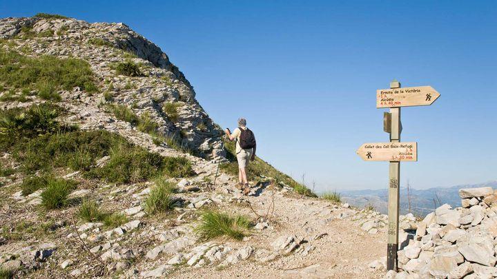 Imagen  Fernwanderwege auf Mallorca
