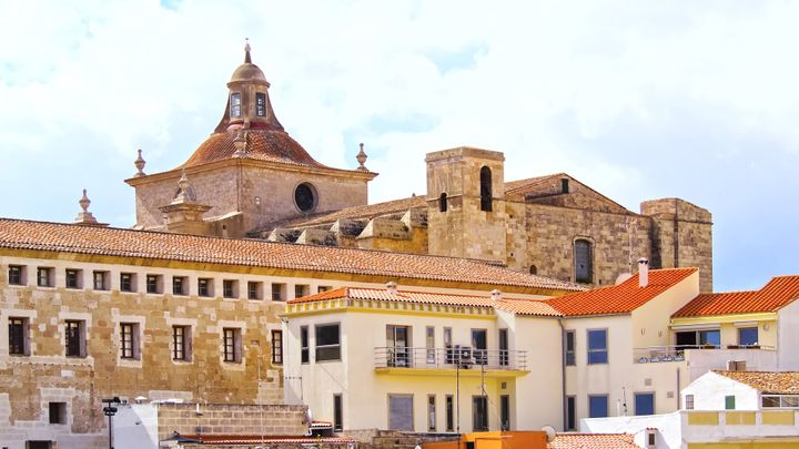 Imagen  The historic center of Mahón