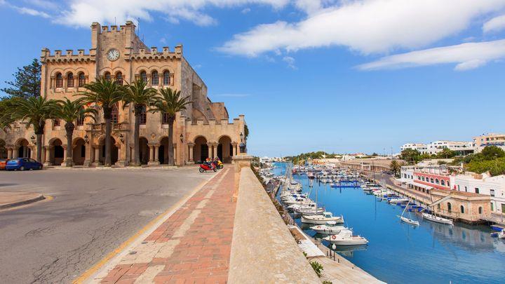Imagen  Les cases senyorials de Ciutadella