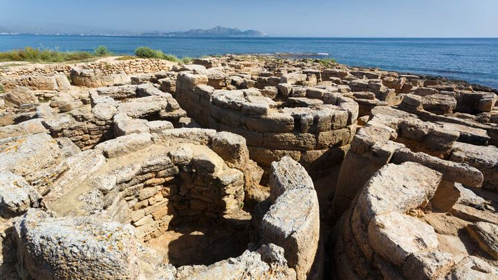 Imagen  Erforschen Sie die archäologische Route im Osten Mallorcas