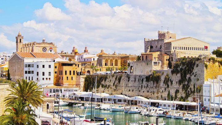 Imagen  La conquista de Ciutadella