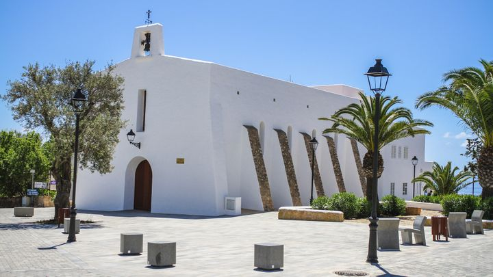Imagen Kirche Mare de Déu del Carme (Iglesia de Es Cubells)