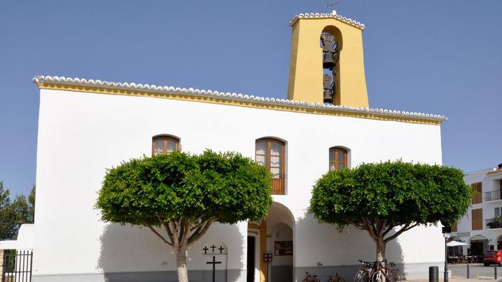 Imagen Iglesia Santa Gertrudis de Fruitera