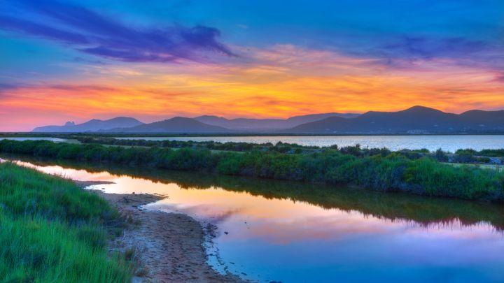 Imagen Parque natural Ses Salines de Ibiza y Formentera