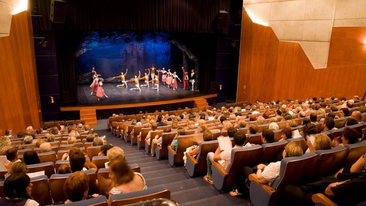 Imagen Auditorio Alcúdia