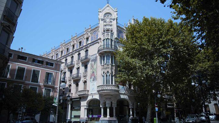 Imagen Cultural centre Caixaforum Palma (Gran Hotel)