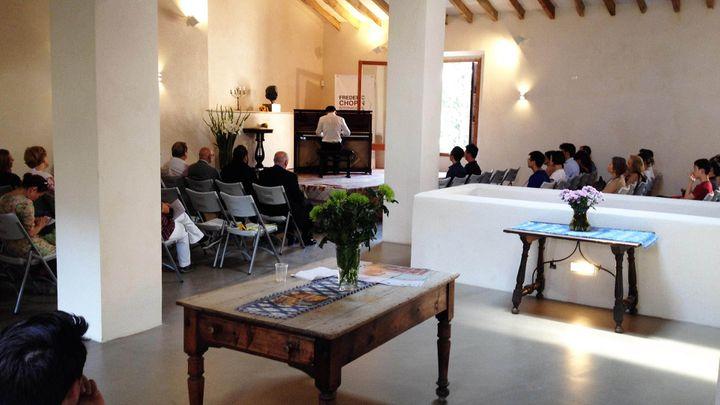 Imagen Esdeveniment Festival Internacional de Música Clásica Pianino