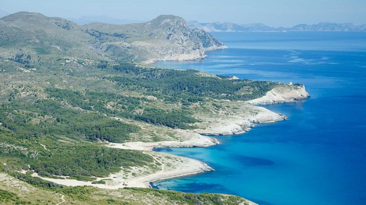 Imagen Parque natural Península de Llevant