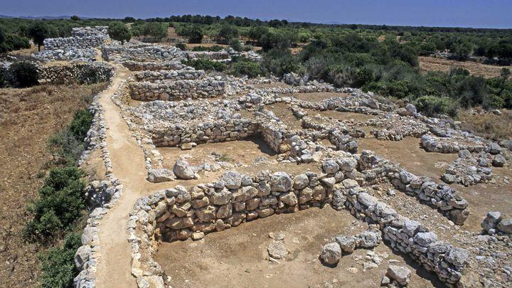 Imagen Yacimiento arqueológico Capocorb Vell