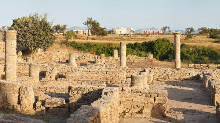 Imagen Yacimiento arqueológico Ciutat romana de Pol·lèntia