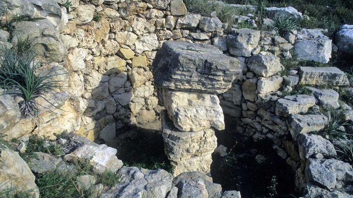 Imagen Yacimiento arqueológico Son Fornés