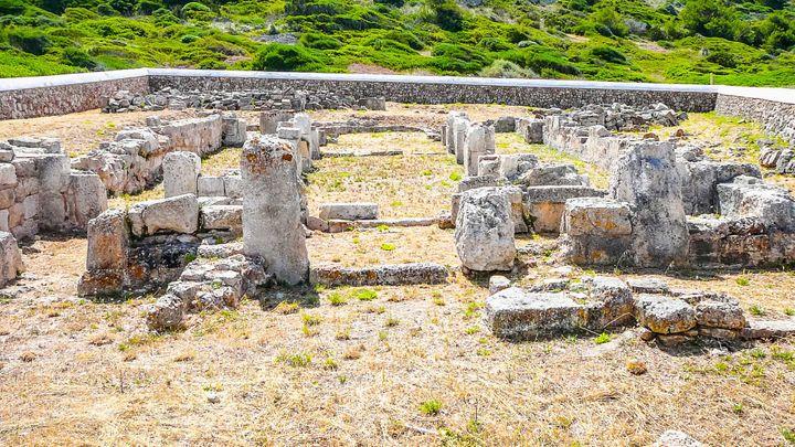 Imagen Basilica Son Bou