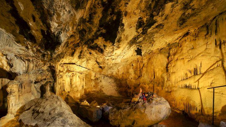 Imagen Cave open for visits Cuieram