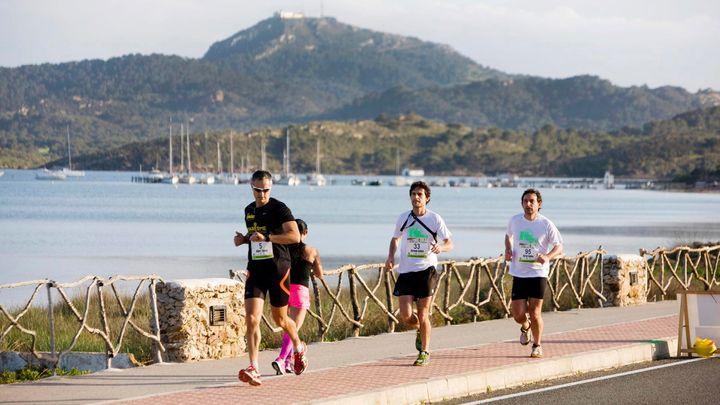 Imagen Events Media Maratón Illa de Menorca