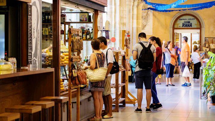 Imagen Gastronomic market Claustre del Carme