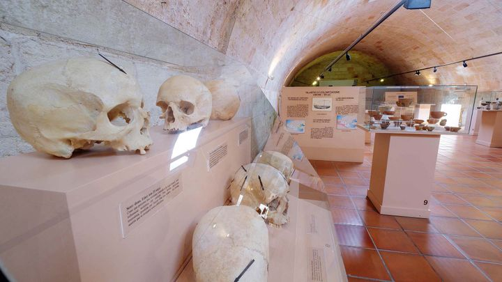 Imagen Museu Bastió de Sa Font, Museu Municipal de Ciutadella