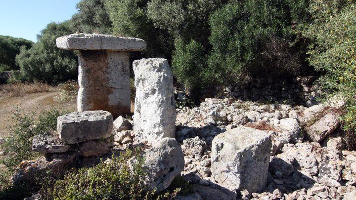 Imagen Talaiot Torre Trencada