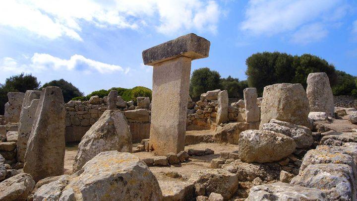 Imagen Yacimiento arqueológico Torralba d'en Salort
