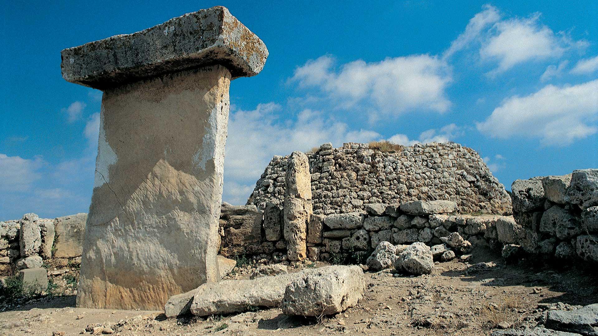 Patrimonio de la Humanidad de Menorca Talayótica