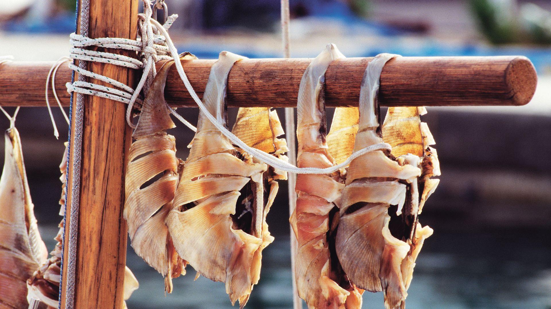 Imagen  Descobreix el tradicional Peix Sec del Torrent de S'Alga a Formentera