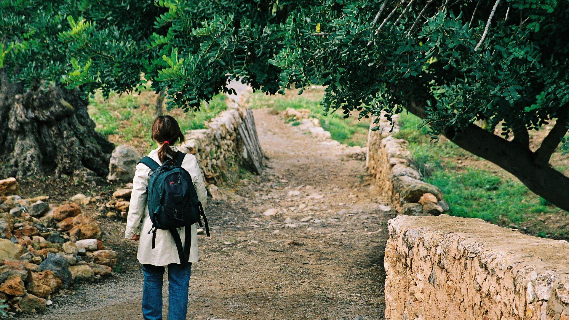 Imagen  Caminar por Ibiza