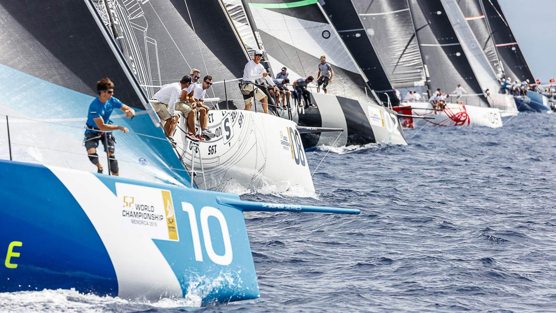 Imagen  TP52 World Championship
