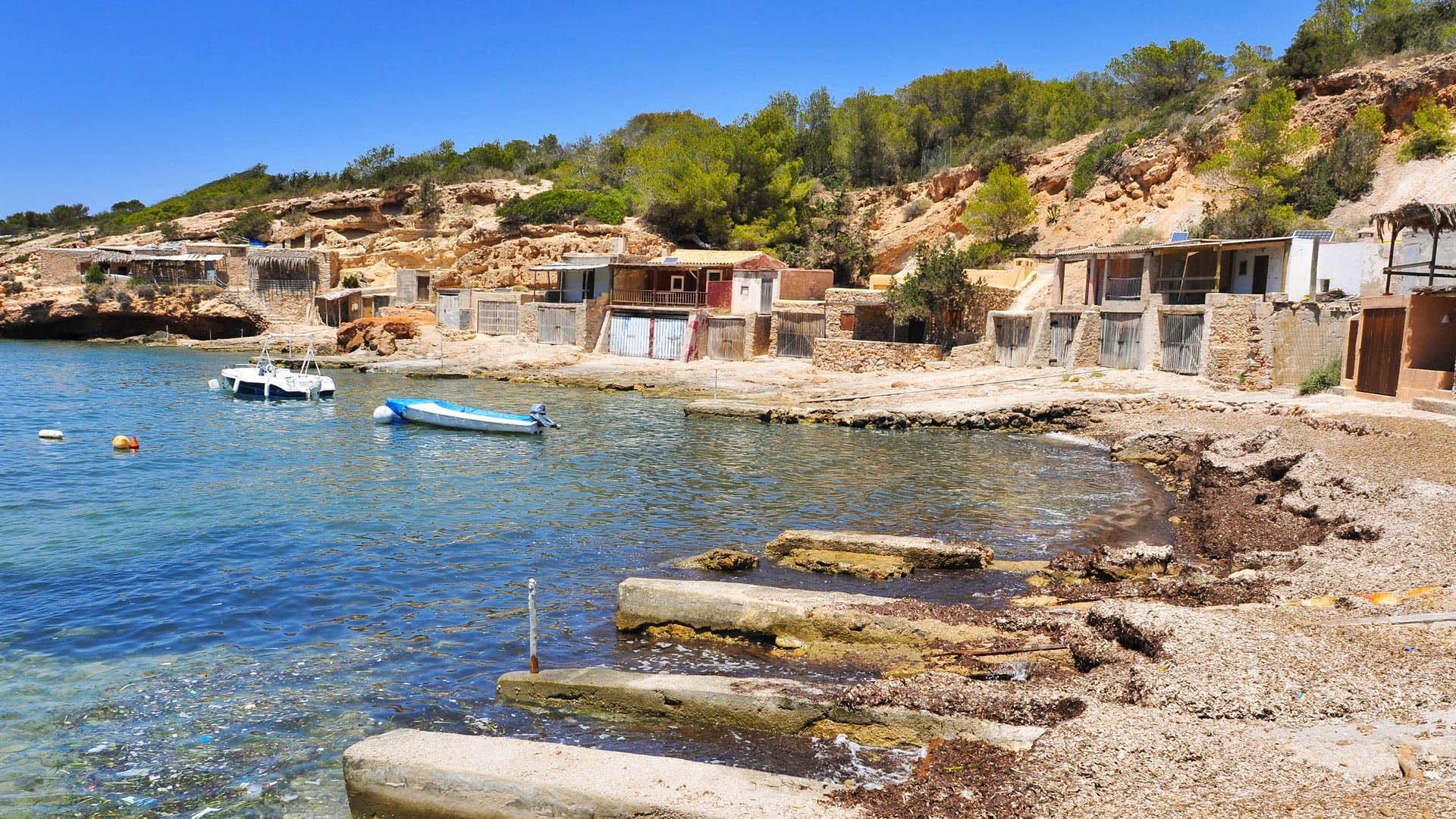 Imagen  Puertos con encanto de Ibiza