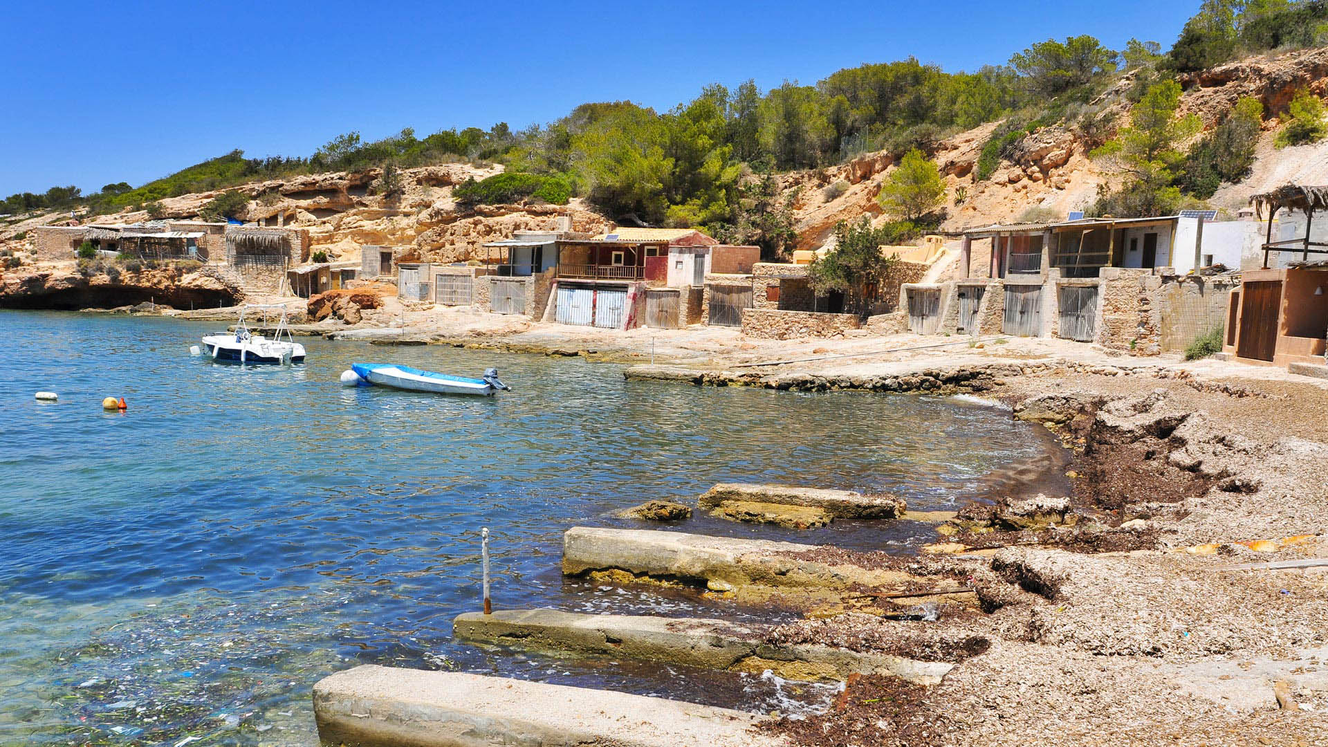 Imagen  Charming ports of Ibiza