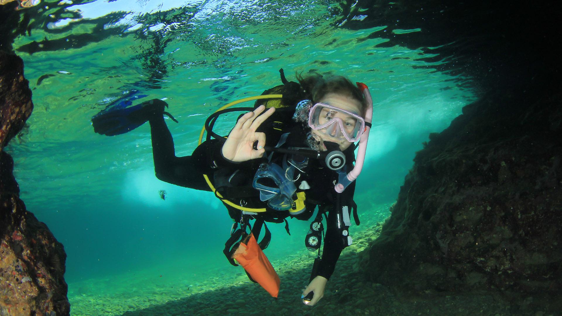 Imagen  Tauchen auf Ibiza und Formentera