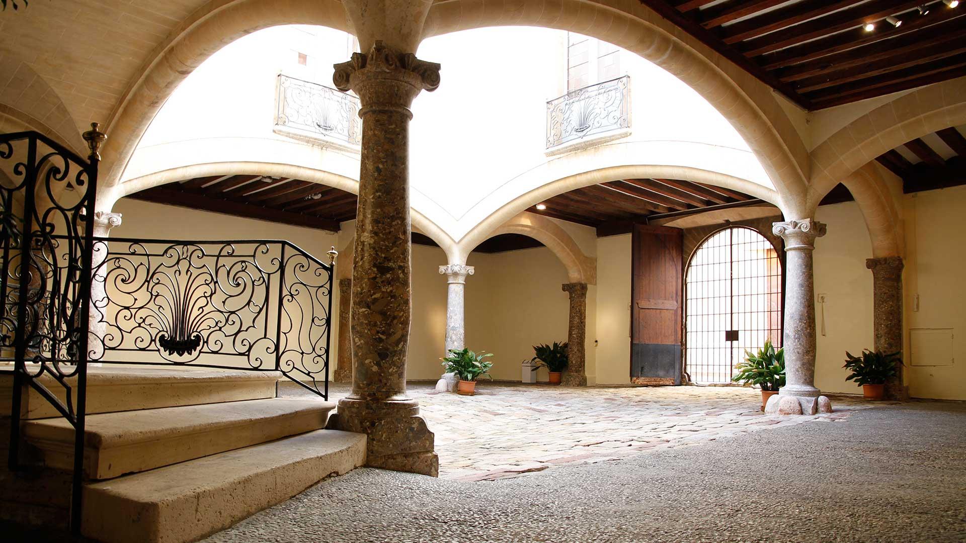 Imagen  Els tresors amagats del centre de Palma