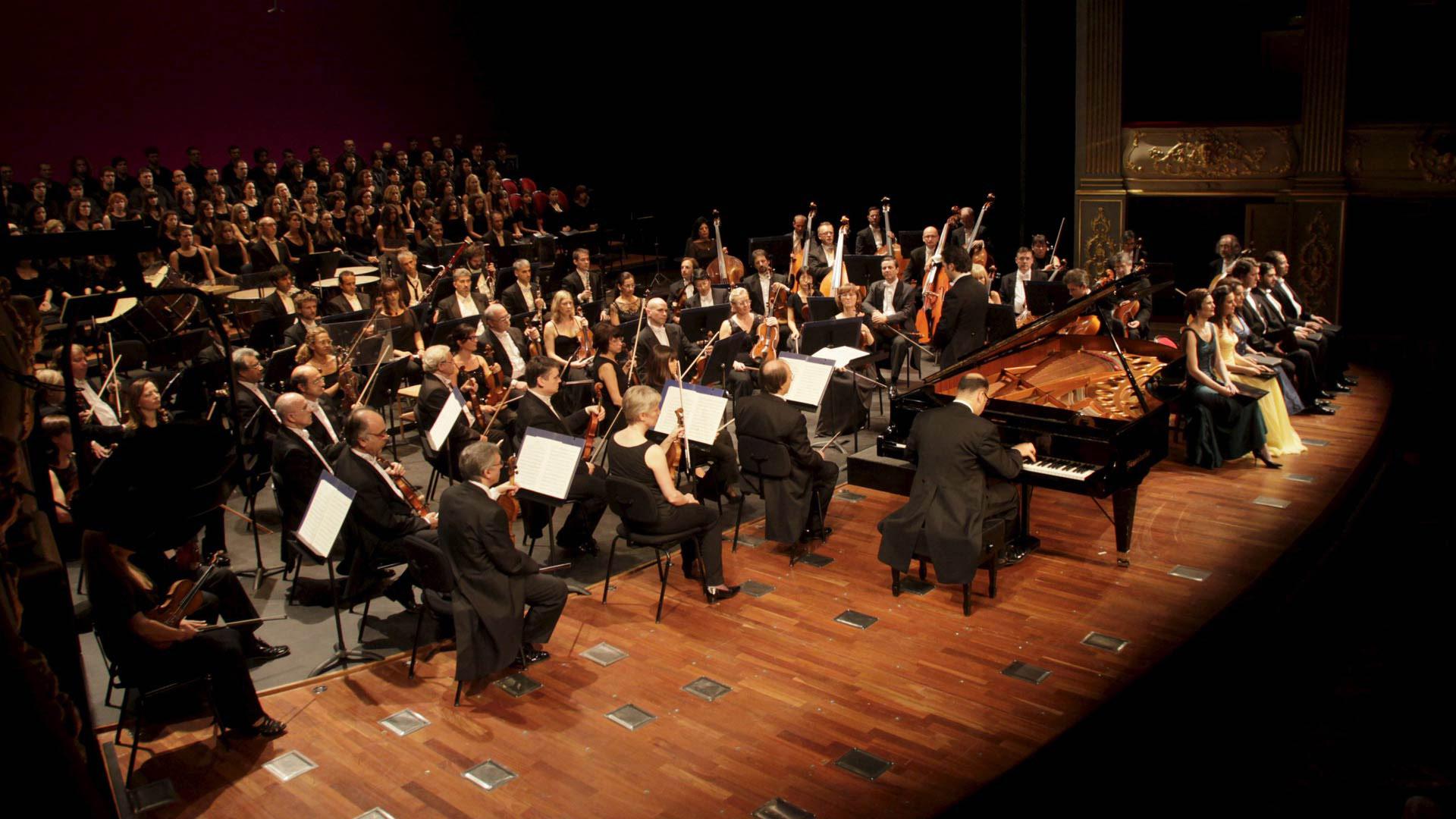 Imagen  Asiste a la Temporada de Música de Cámara Orquesta Sinfónica de Balear