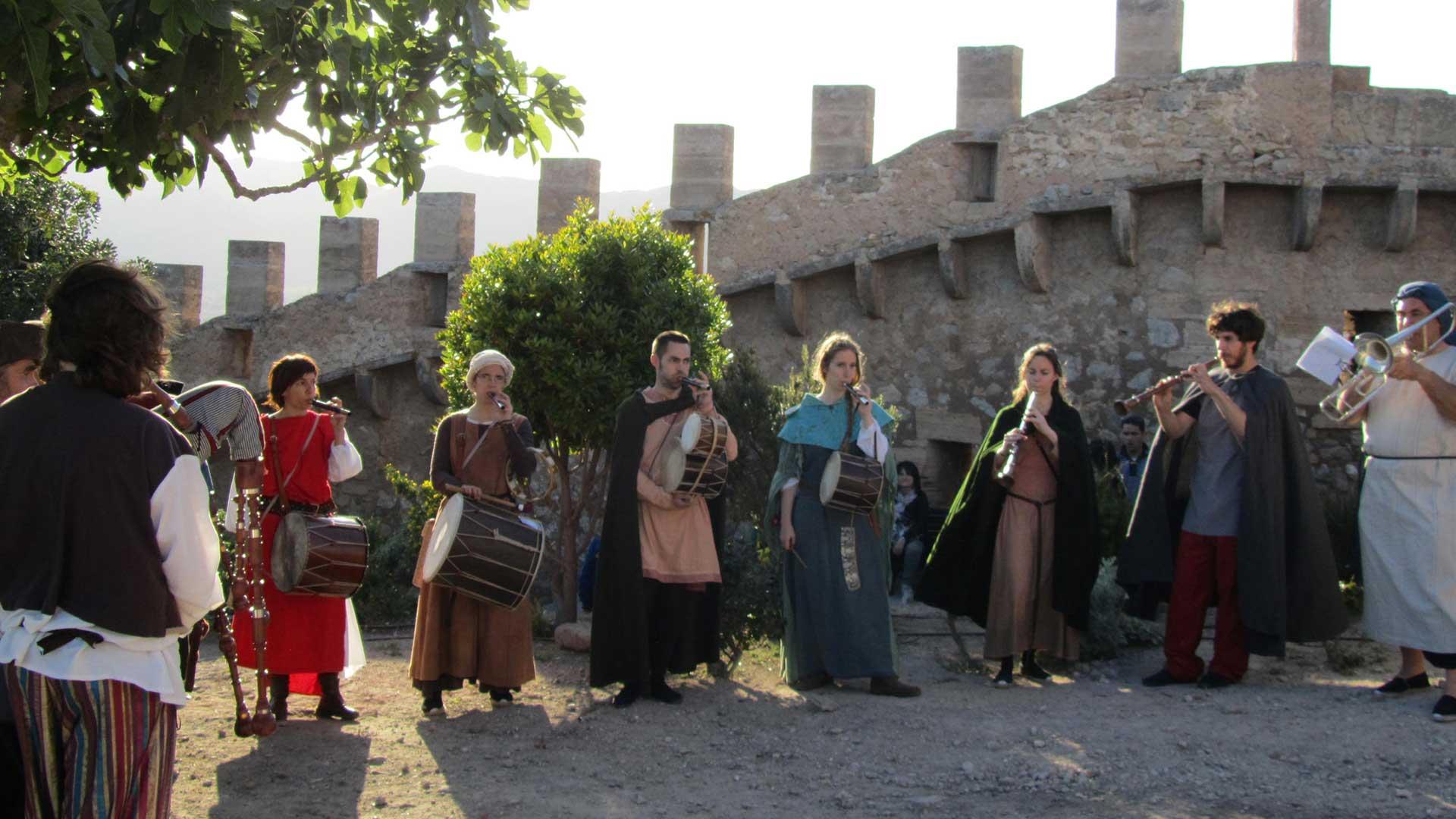 Imagen  Der Mittelaltermarkt von Capdepera: eine Reise durch die Geschichte