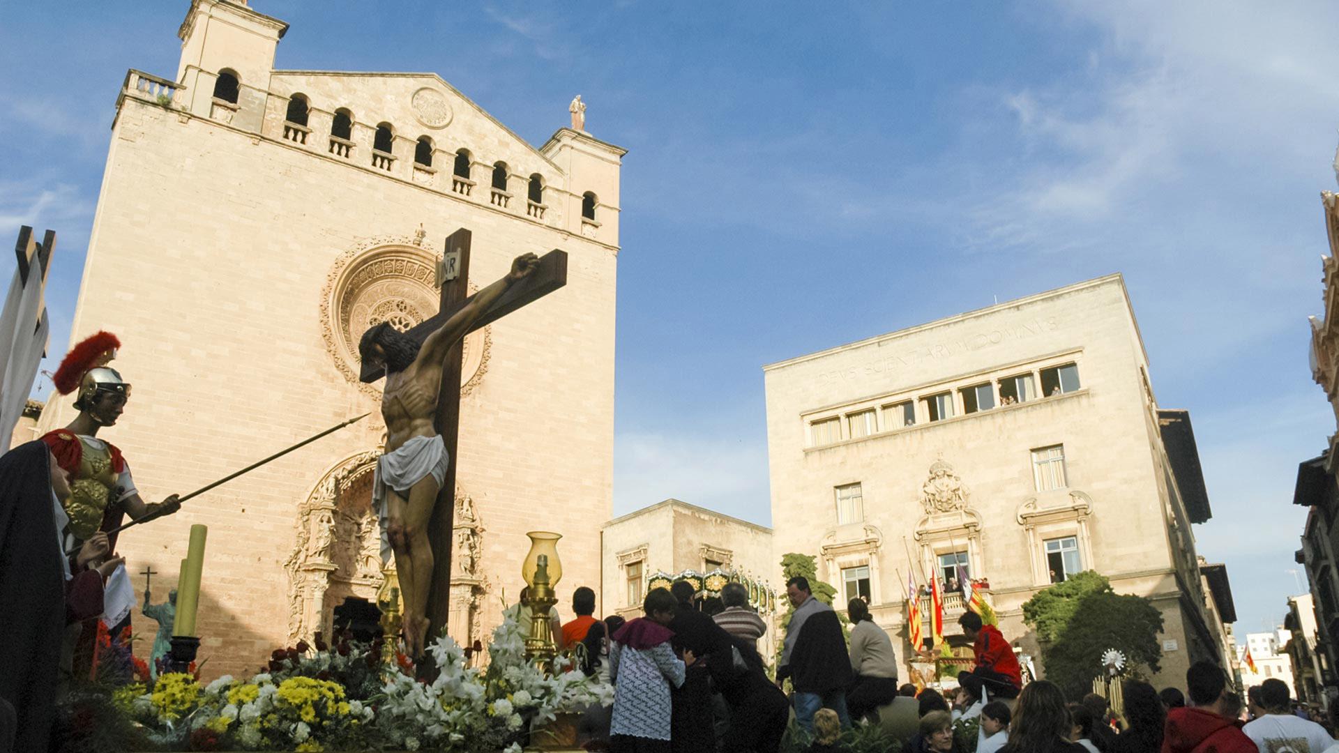 Imagen  Osterfeierlichkeiten auf Mallorca