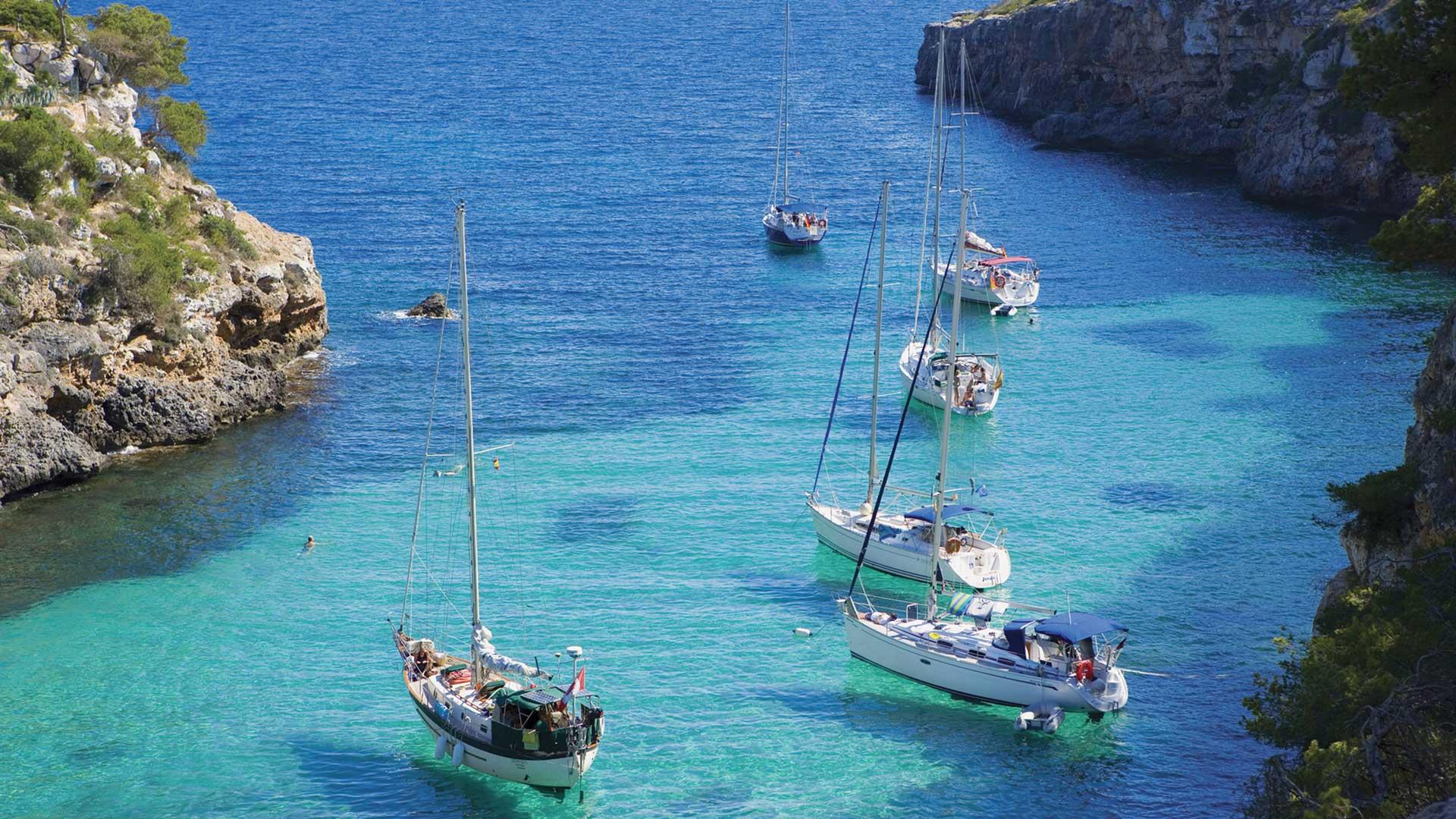 Imagen  Mallorca des del mar