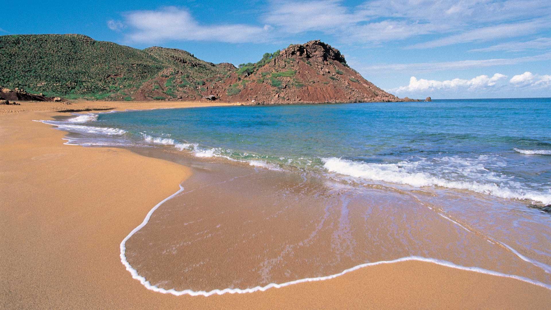 Imagen  Grandes arenales de las Islas Baleares