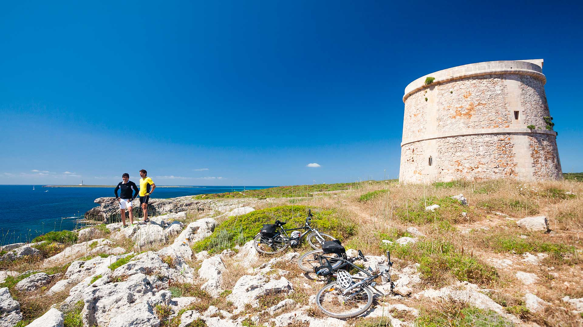 Imagen  Great routes on Menorca