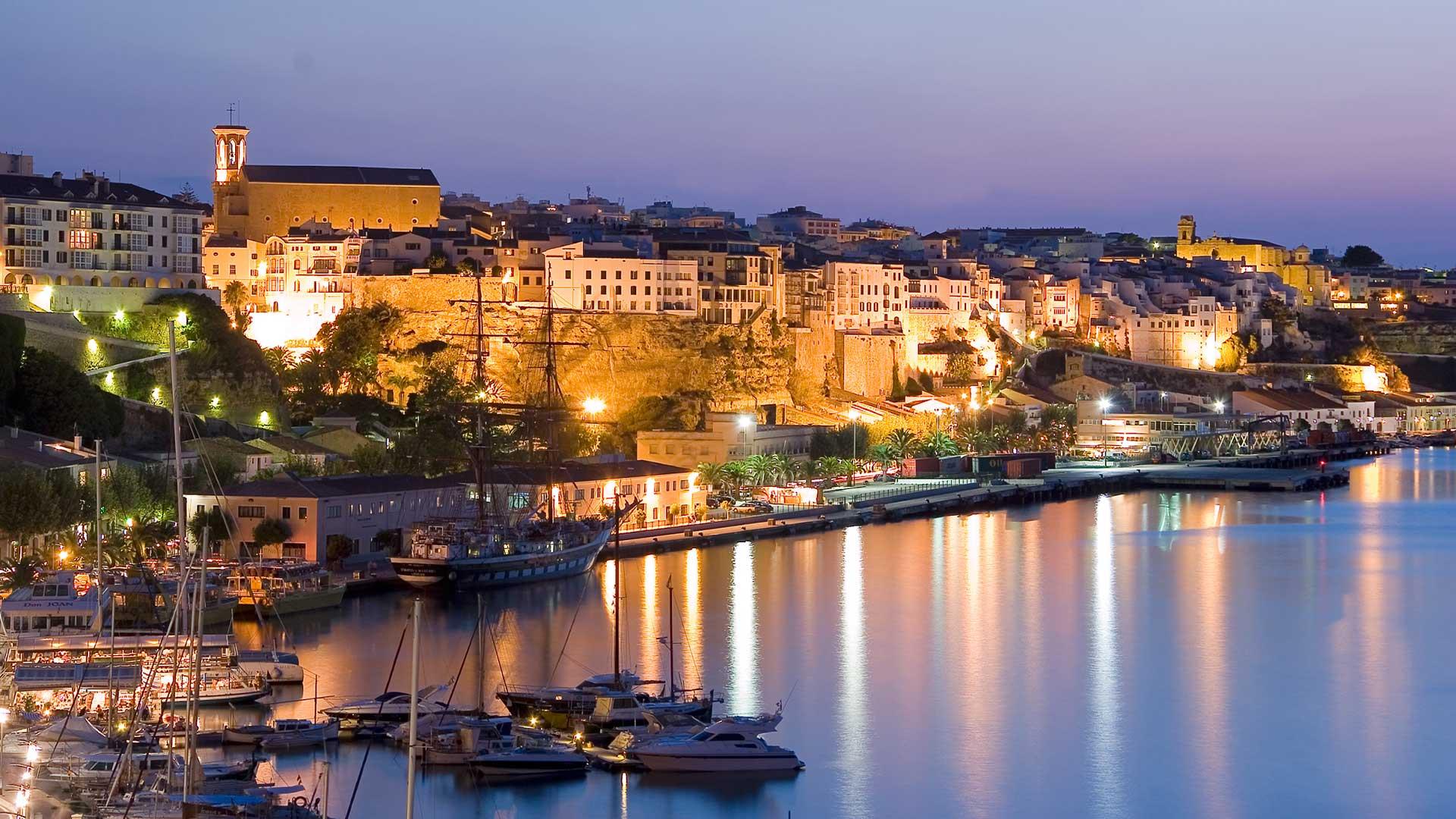 Imagen  Die Nacht auf Menorca