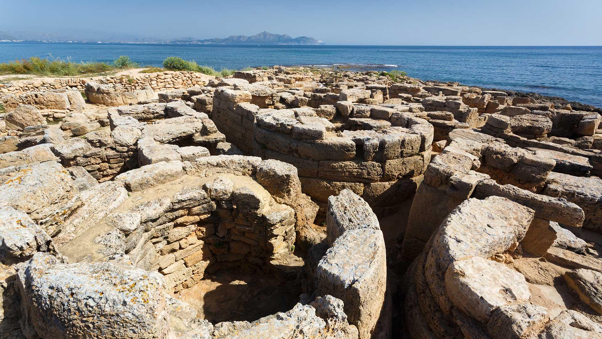 Imagen  Explore the archaeological Route of Mallorca