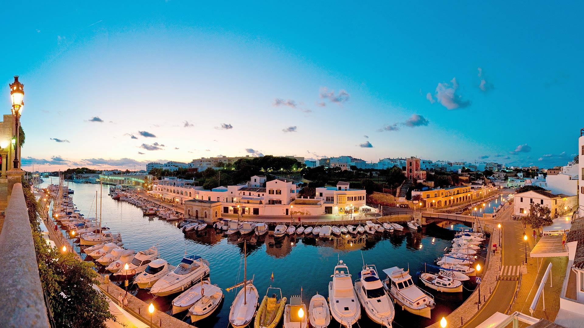 Imagen  Menorca, la isla de los puertos