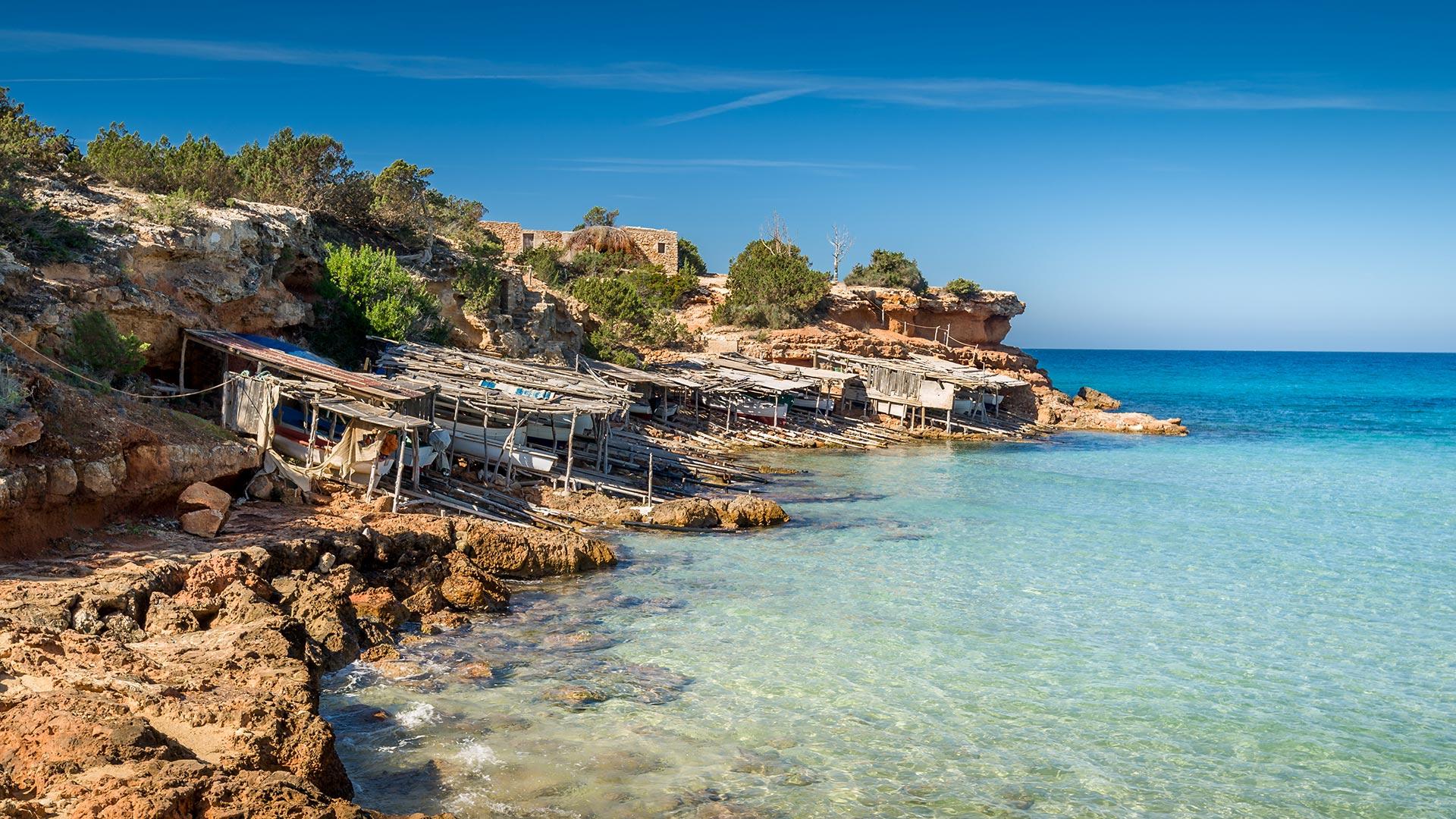 Embarcaciones de Menorca