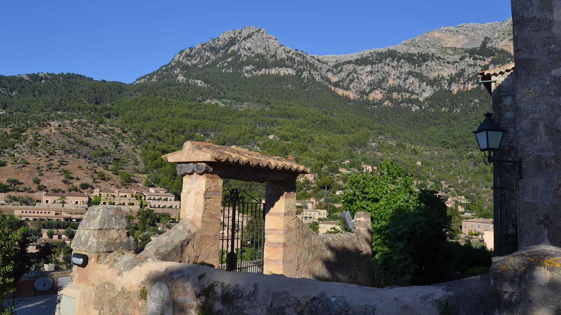 Imagen Cementerio Deià