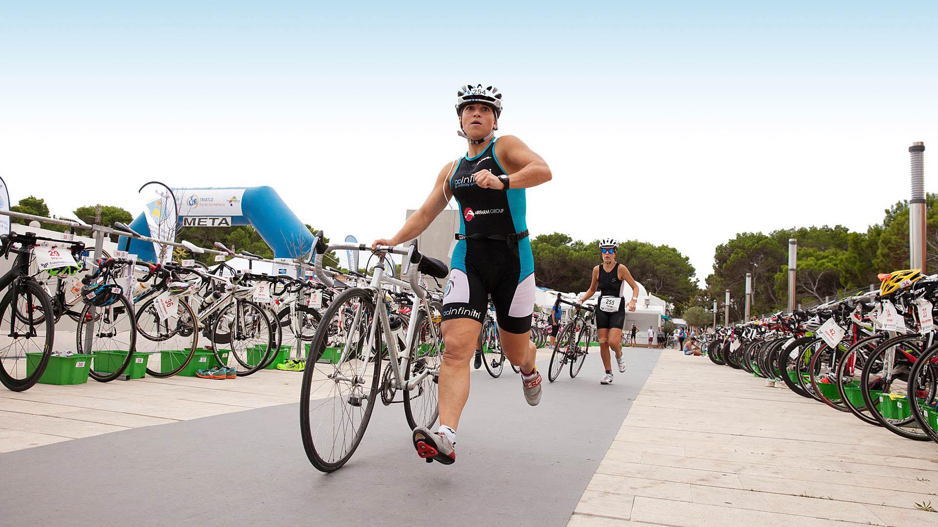 Imagen Events Triatlón Illa de Formentera