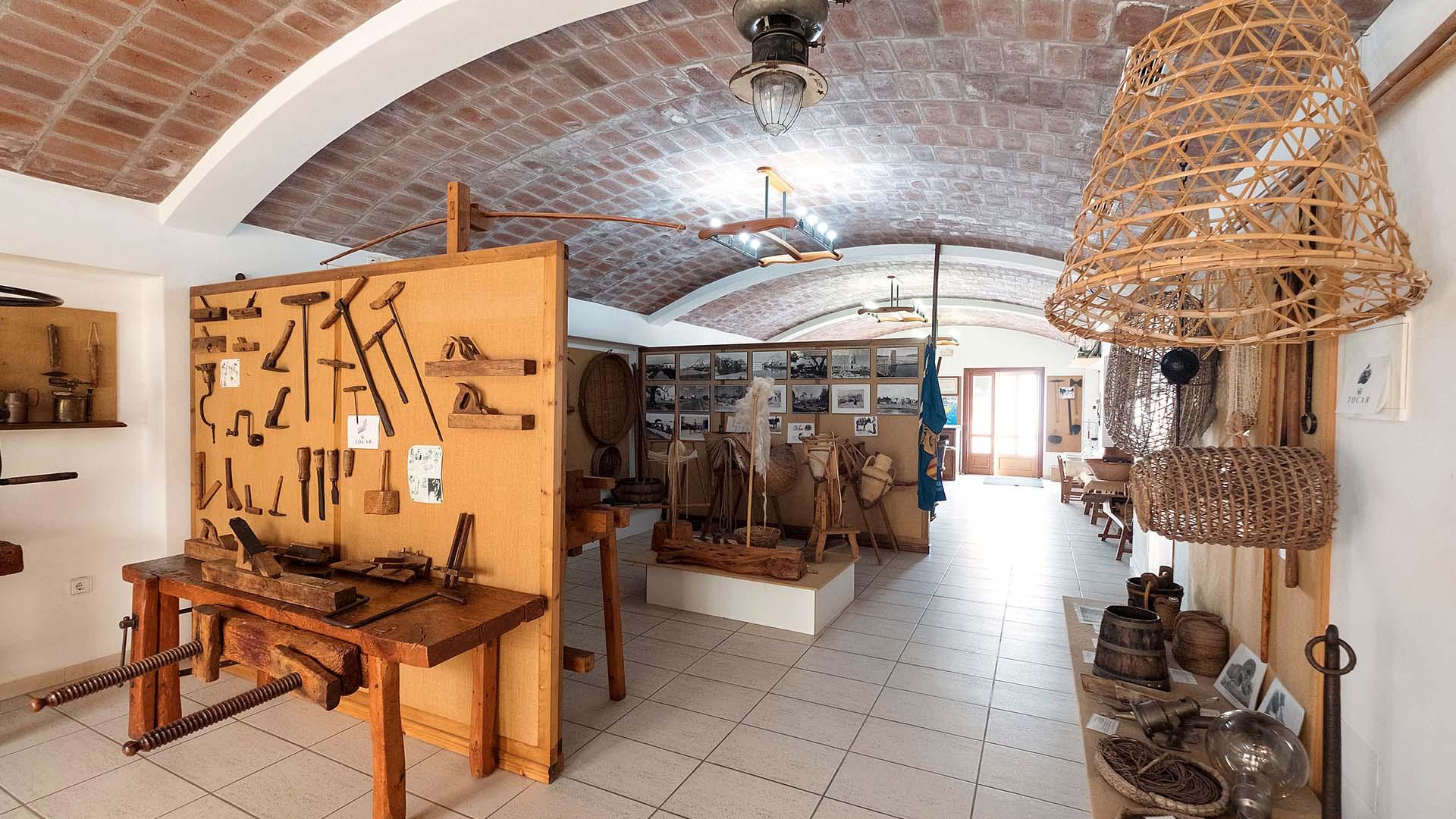 Visitar el Museo de Etnografía en Formentera