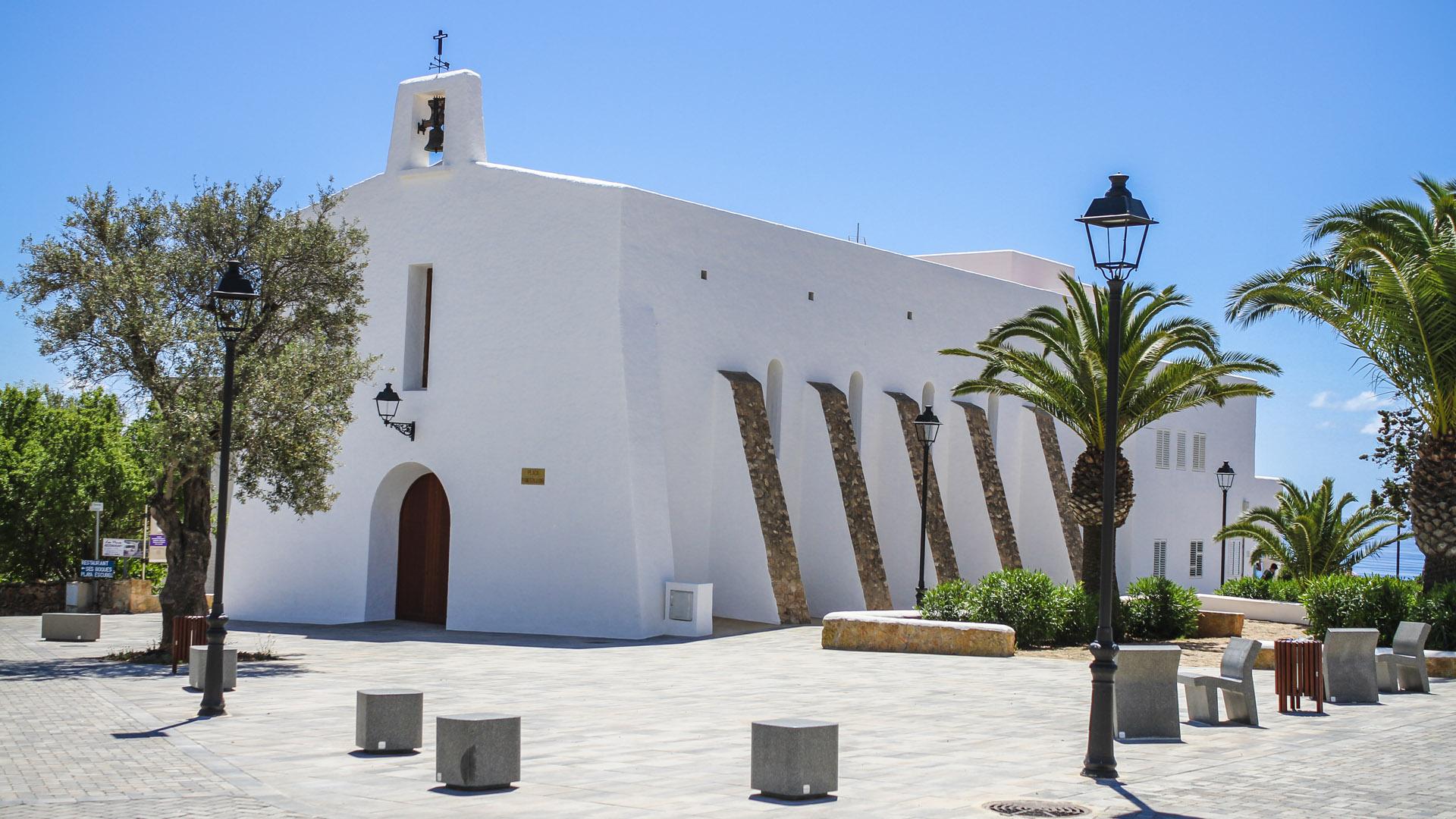 Imagen Church Mare de Déu del Carme (Iglesia de Es Cubells)