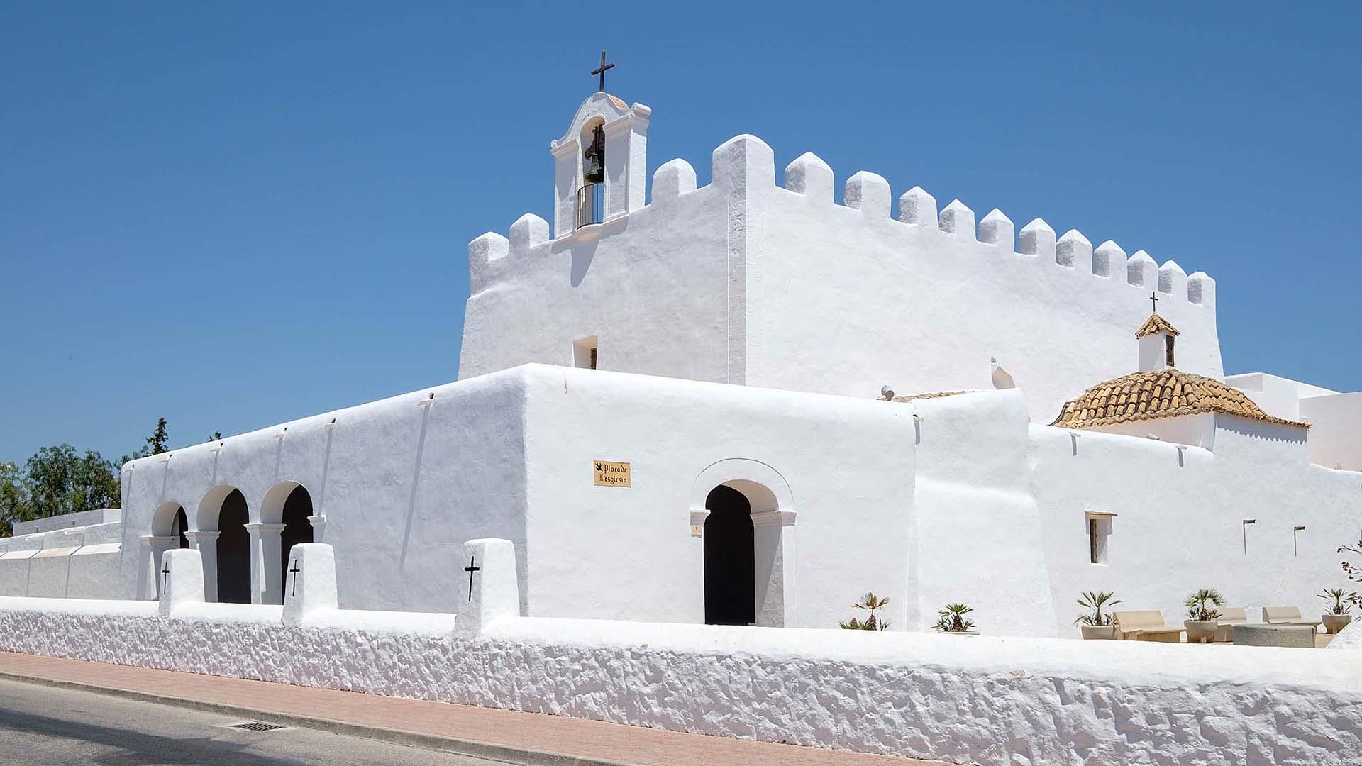 Imagen Church Sant Jordi de Ses Salines